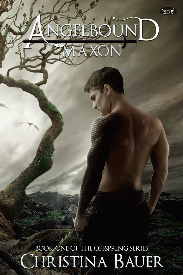 Maxon (Angelbound Offspring 1)