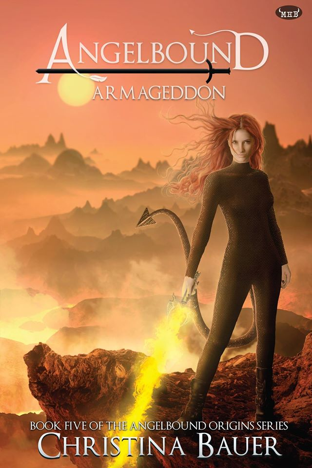 Armageddon (Angelbound Origins 5)