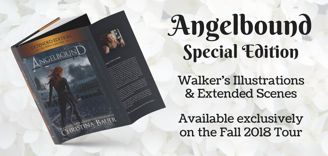 Angelbound Special Edition - Exclusively during the Fall 2018 tour