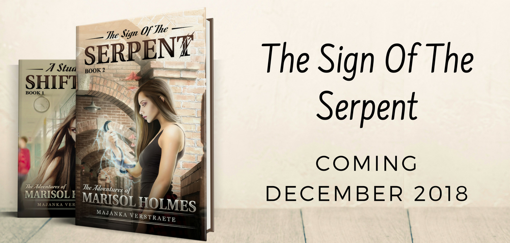 The Sign of the Serpent coming December 2018