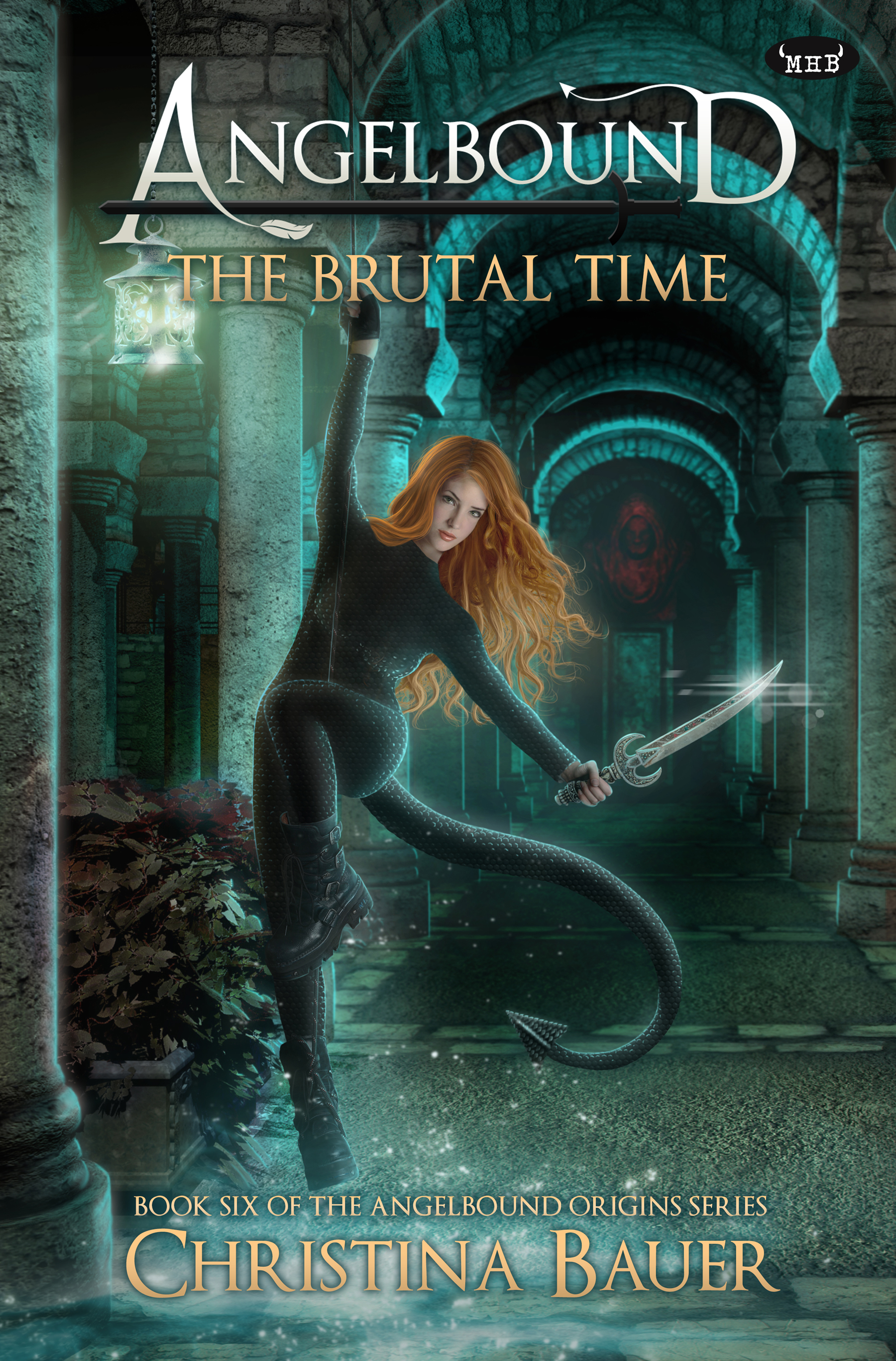 The Brutal Time (Angelbound Origins 6)