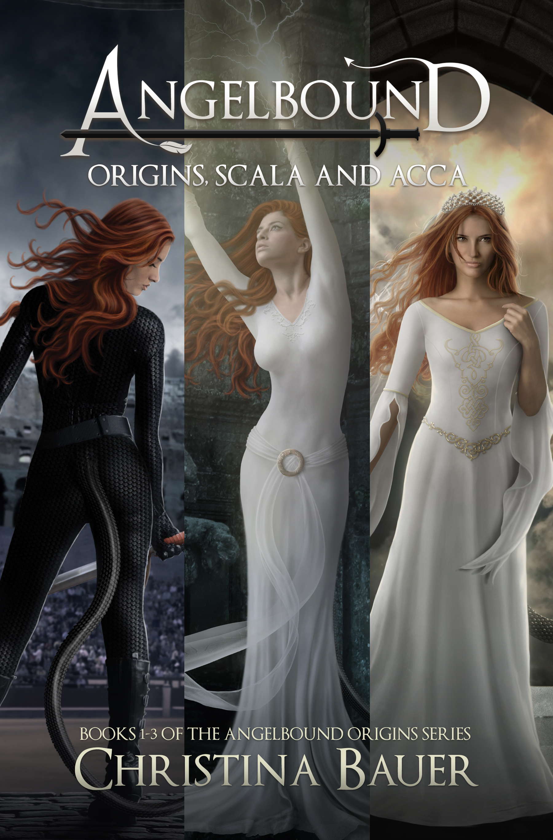Angelbound Origins Bundle 1-3