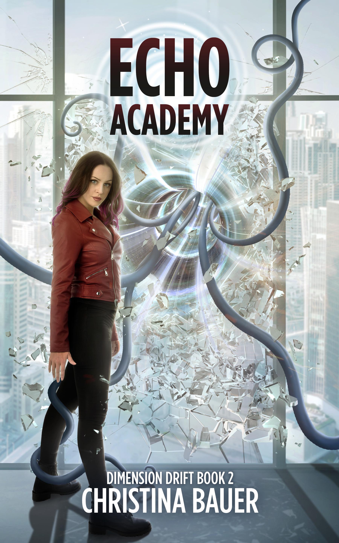 ECHO Academy (Dimension Drift Book #2)