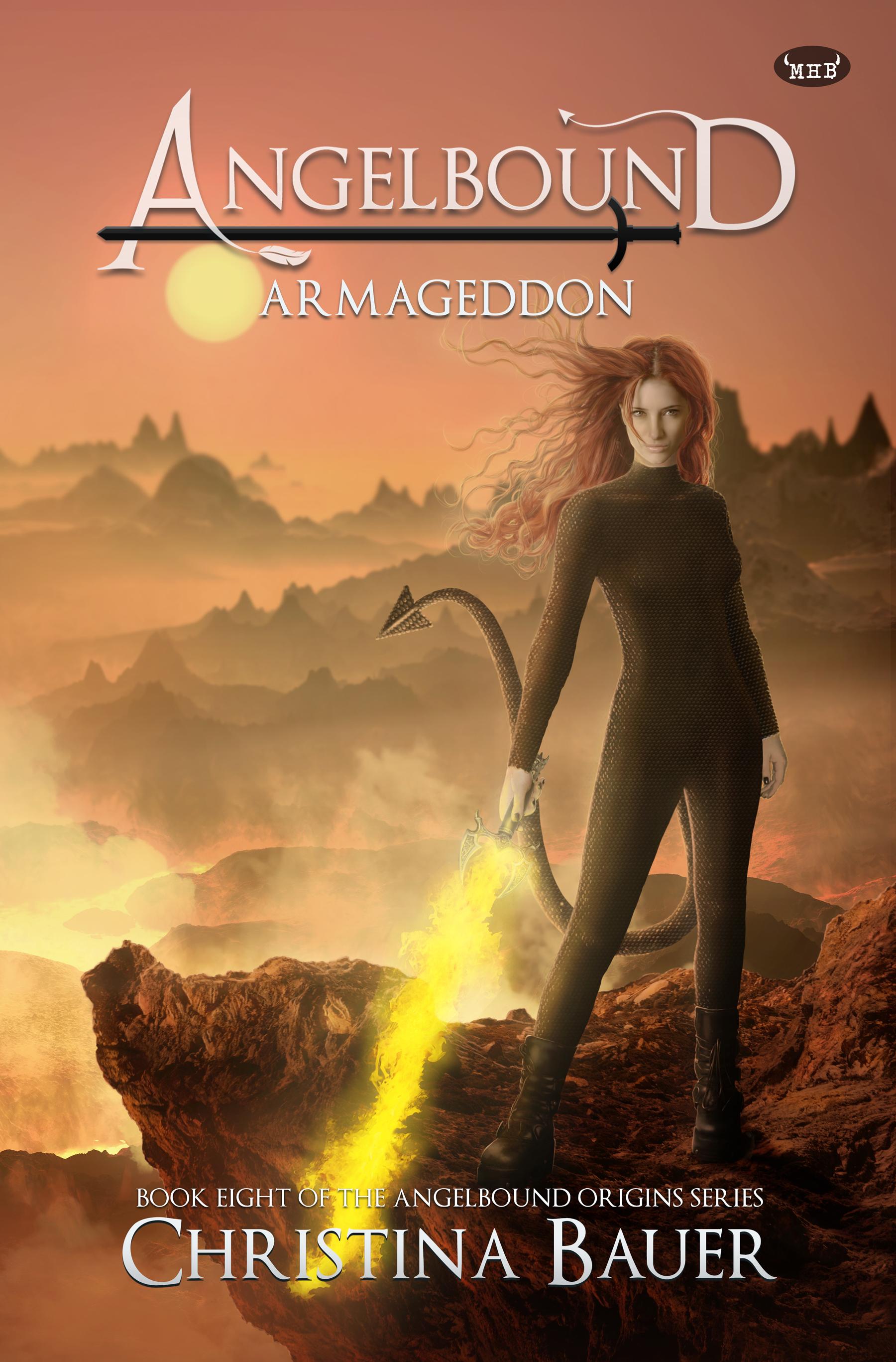 Armageddon (Angelbound Origins 8)