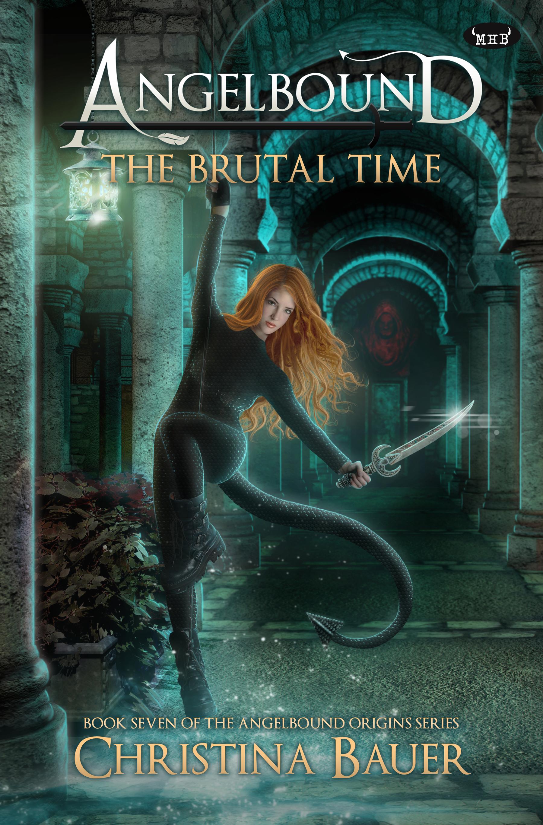 The Brutal Time (Angelbound Origins 7)