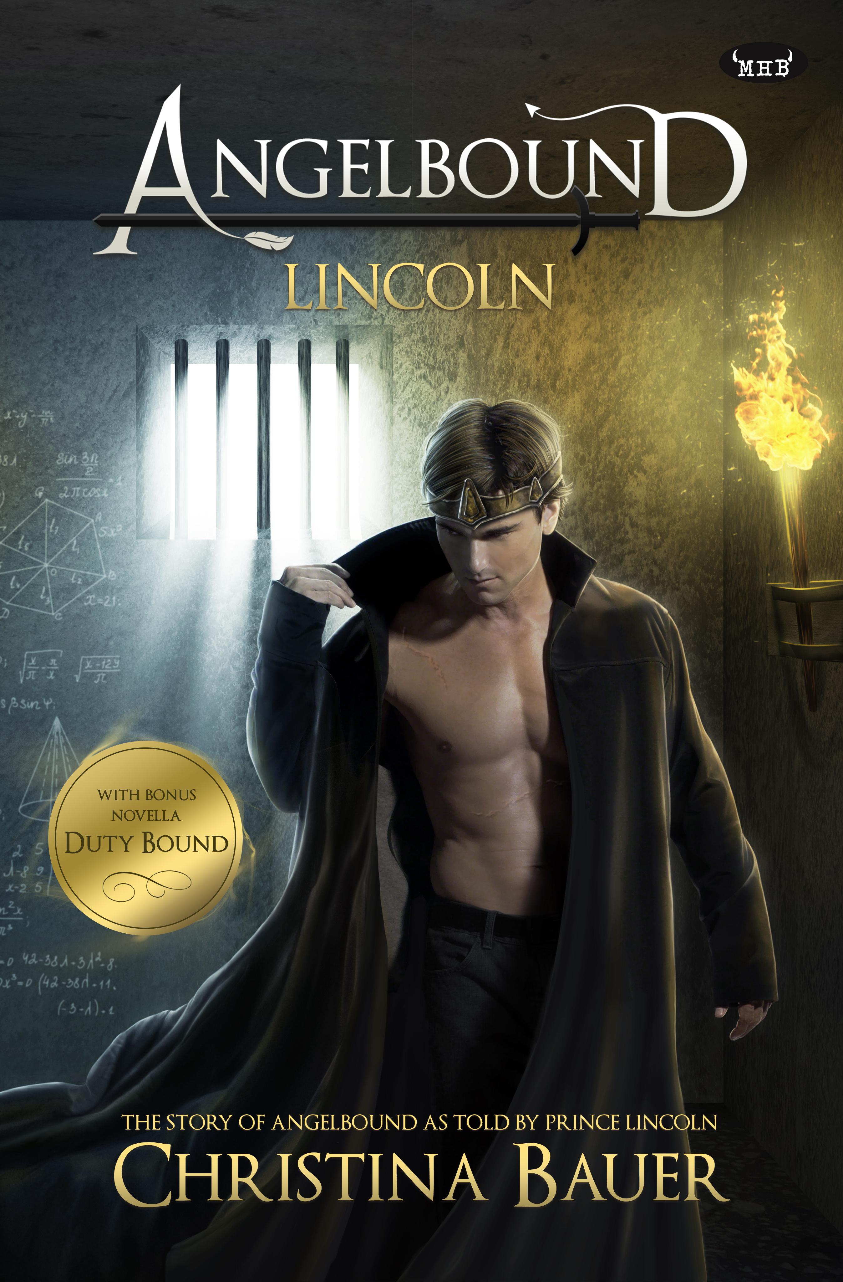Lincoln (Angelbound Origins 2)