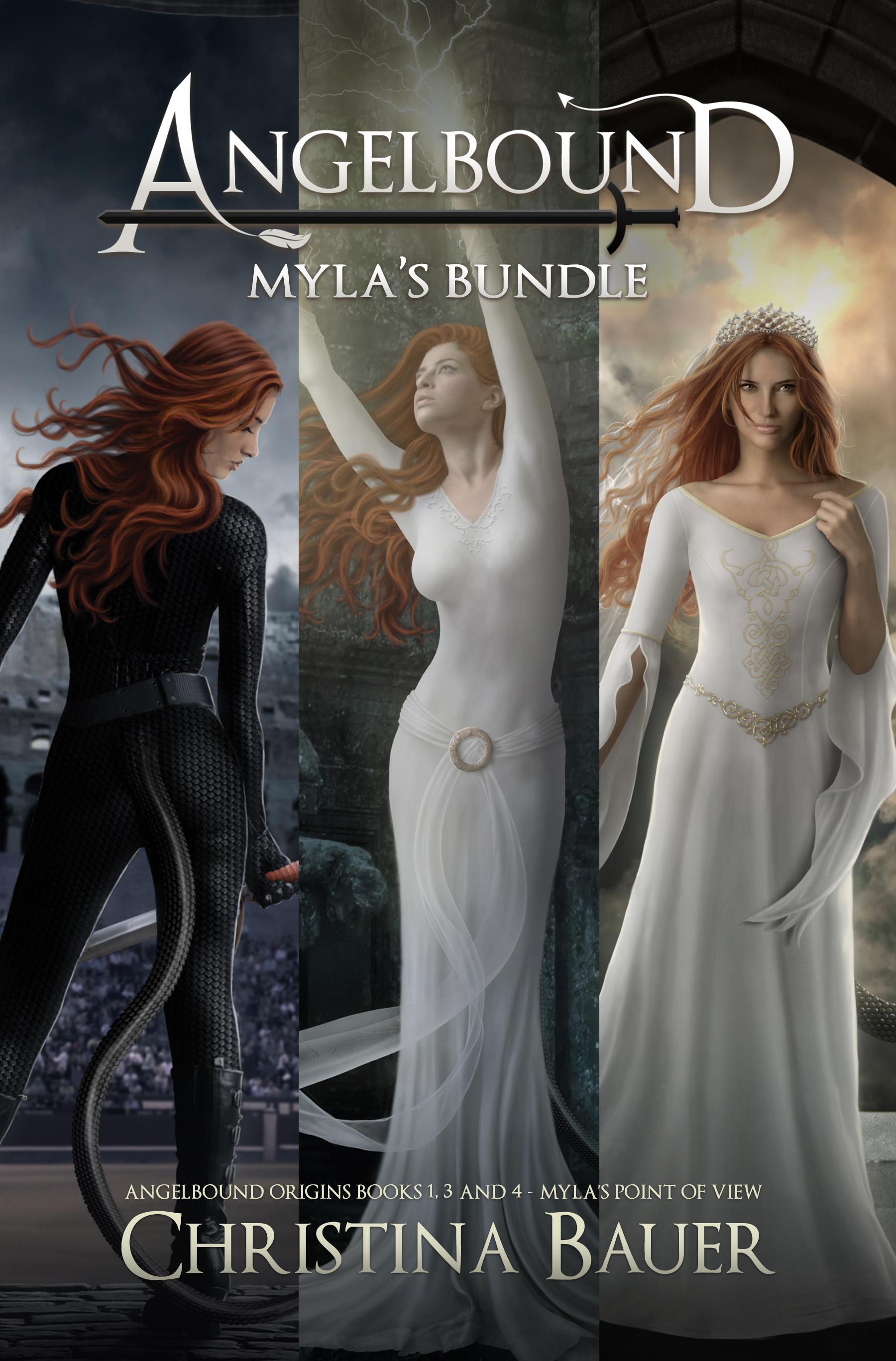 Angelbound Origins - Myla's Bundle