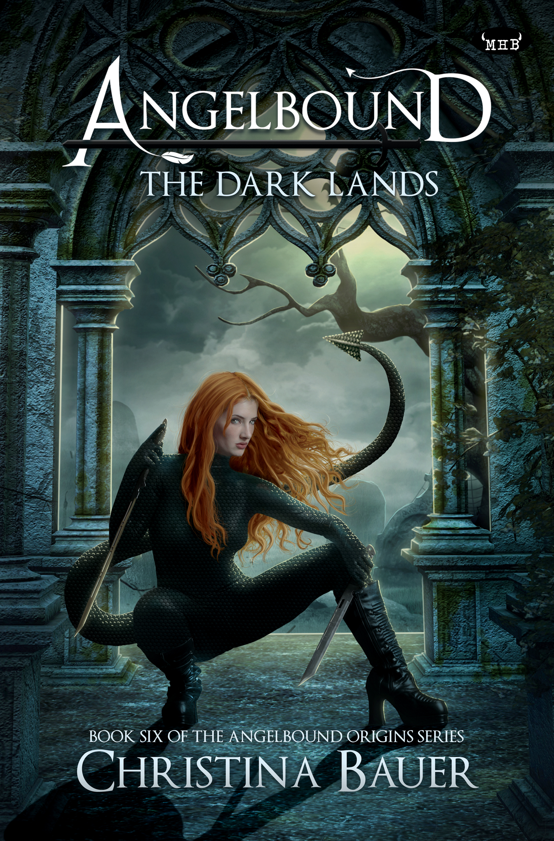 The Dark Lands (Angelbound Origins 5)
