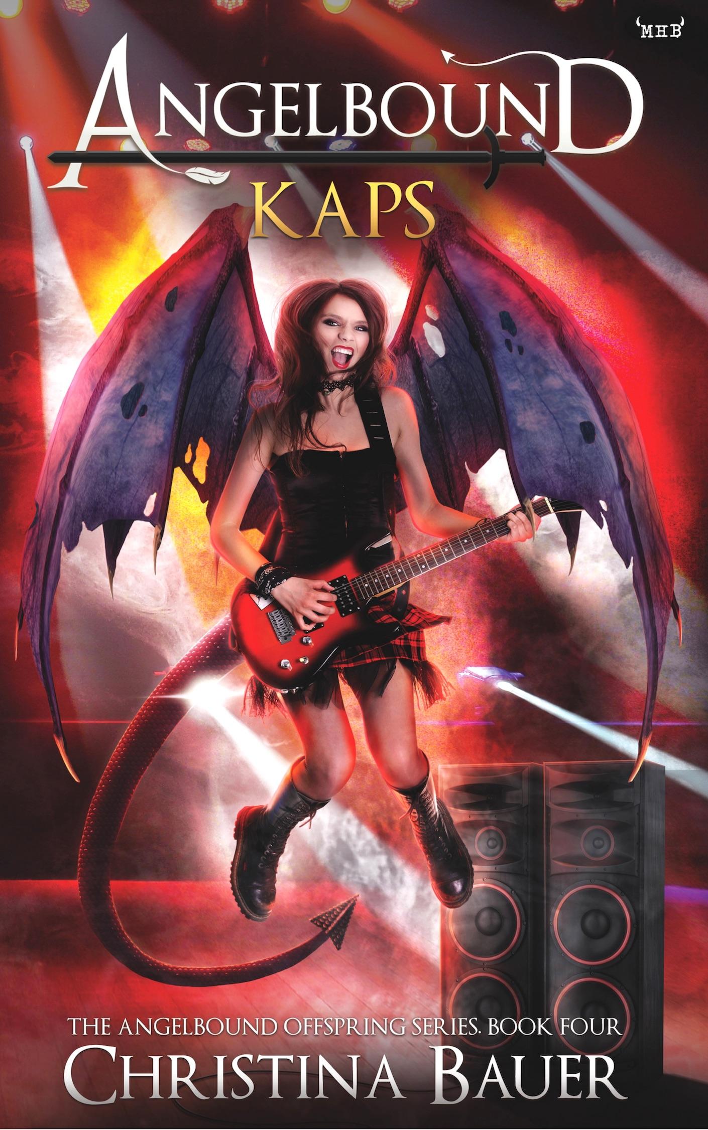 Kaps (Angelbound Offspring #4)