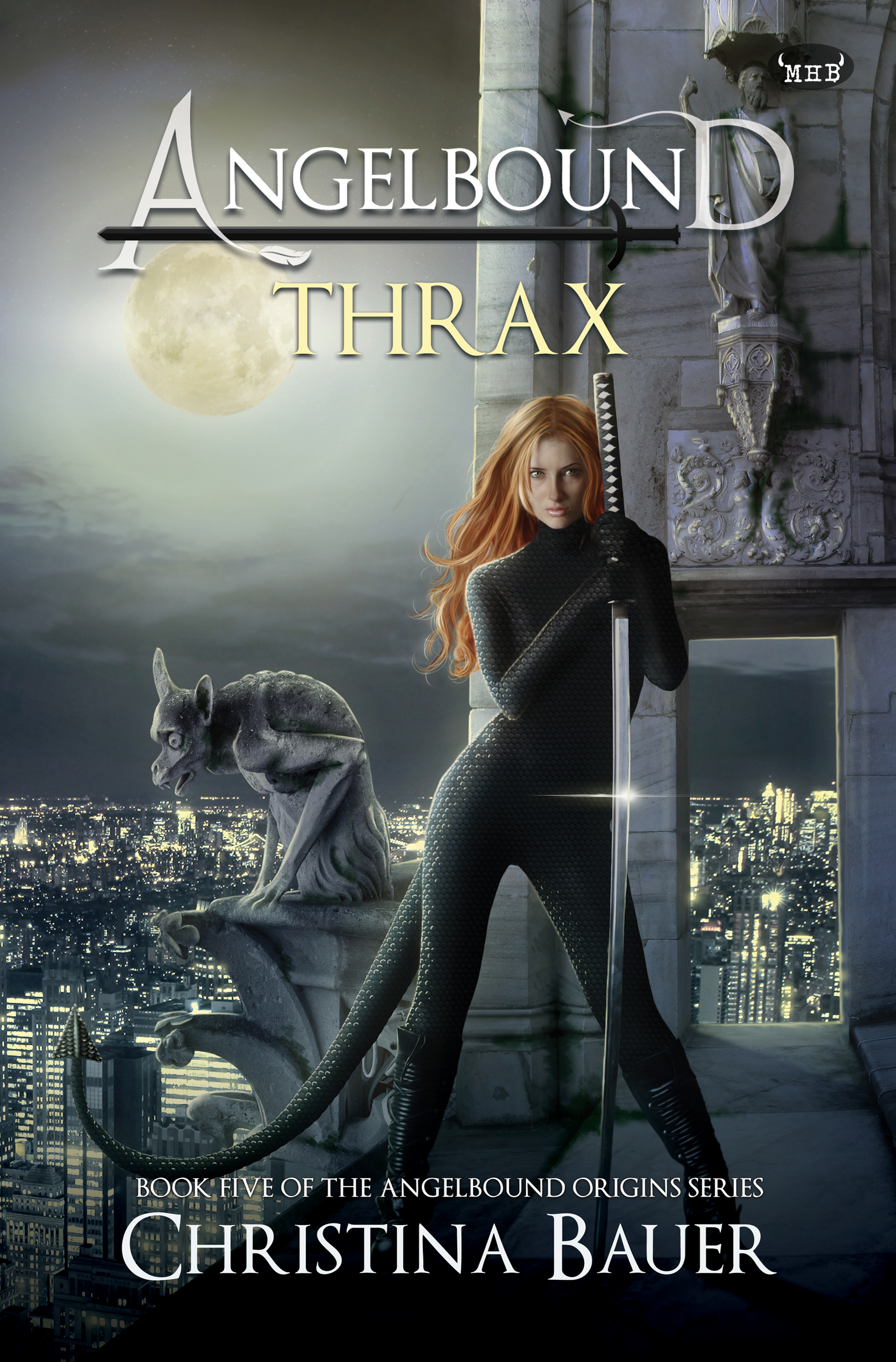 Thrax (Angelbound Origins 4)