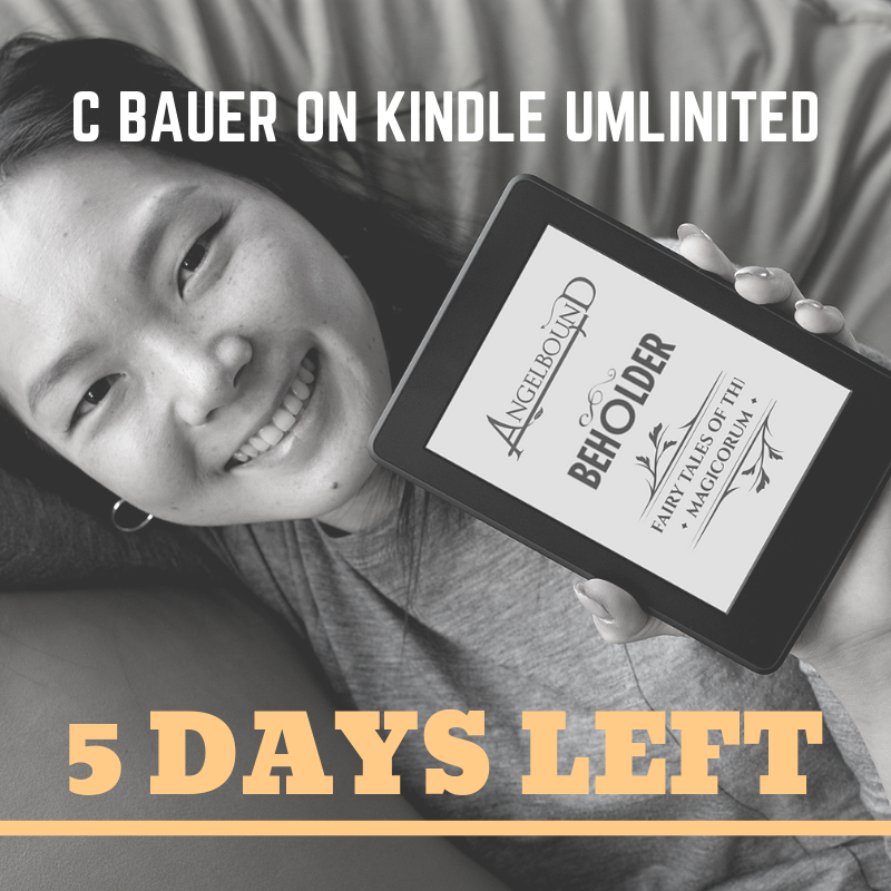5 More Days Of Kindle Unlimited - Monster House Books