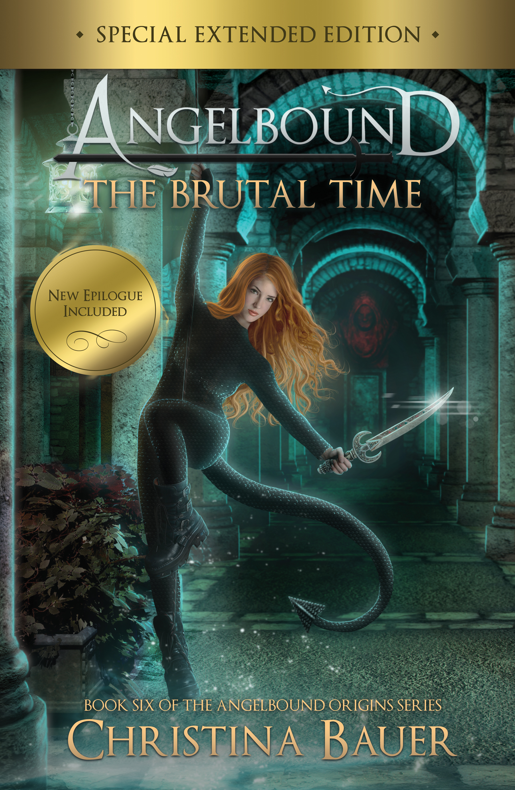 The Brutal Time Special Edition (Angelbound Origins 6)