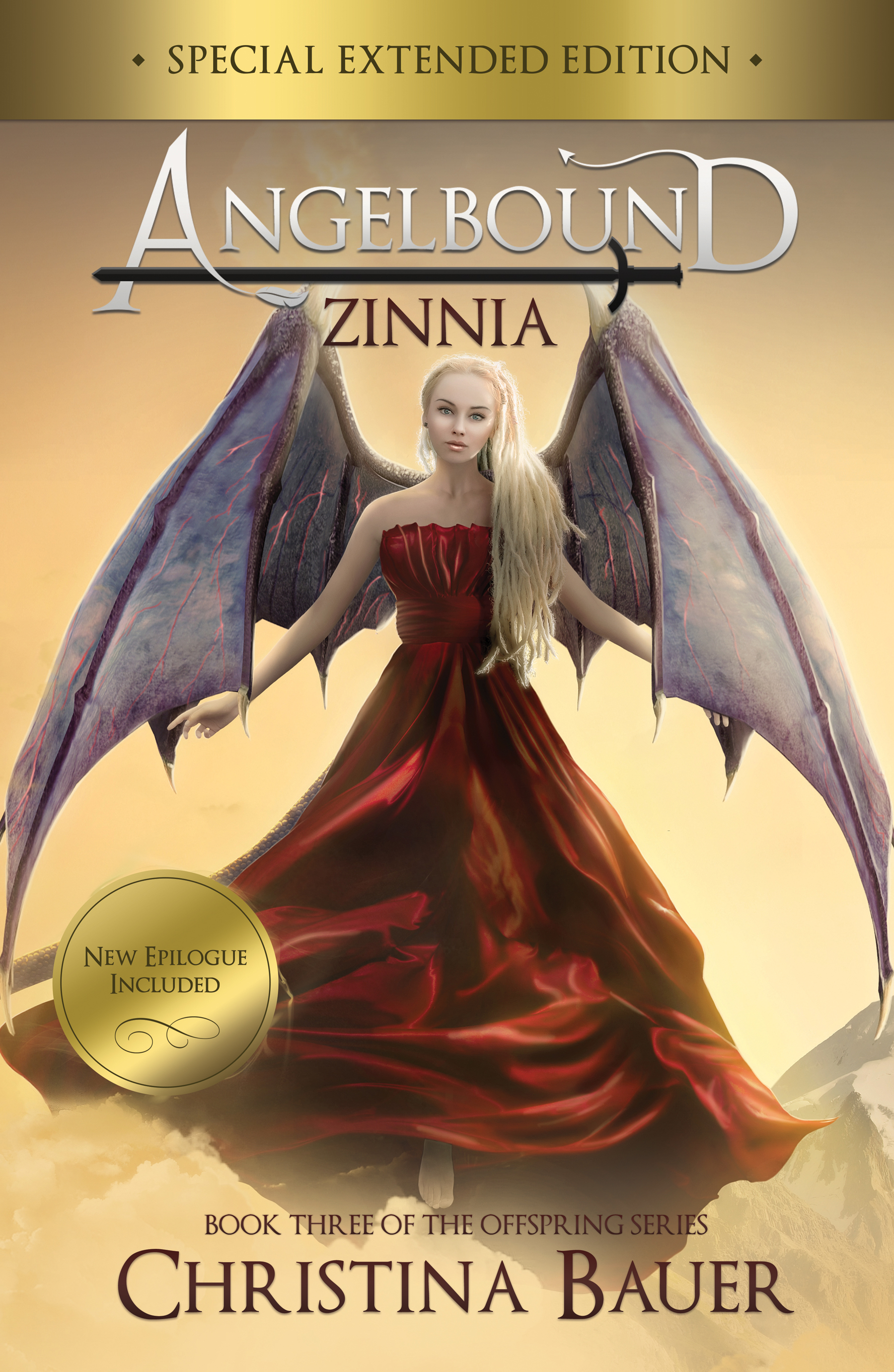 Zinnia (Angelbound Offspring 3)