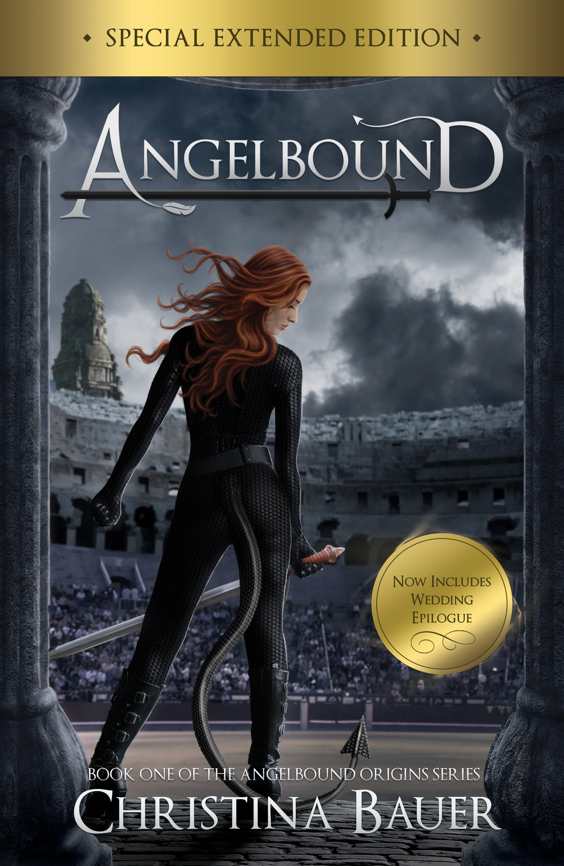 Angelbound (Angelbound Origins 1)