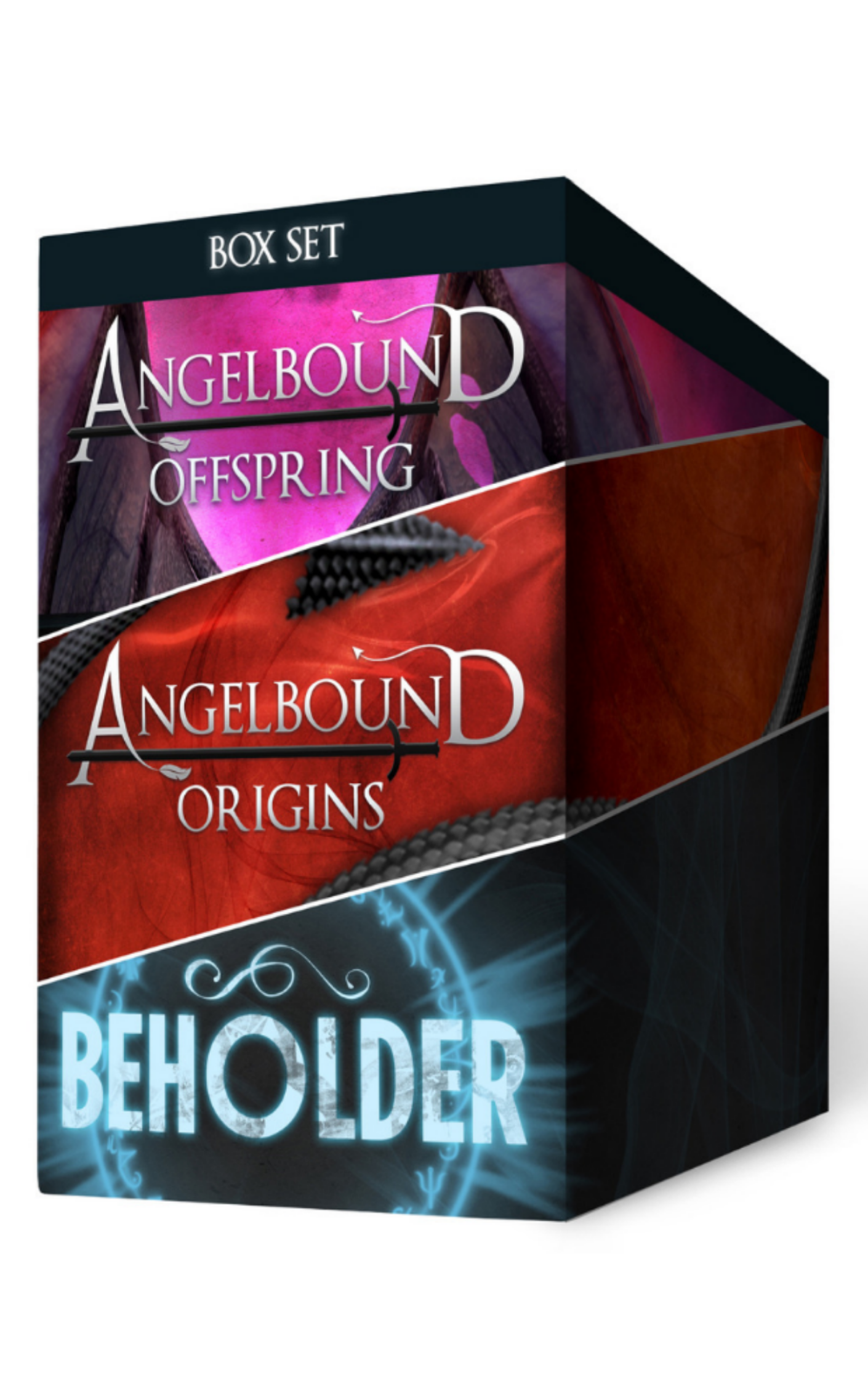 Angelbound and Beholder Special Edition Box Set