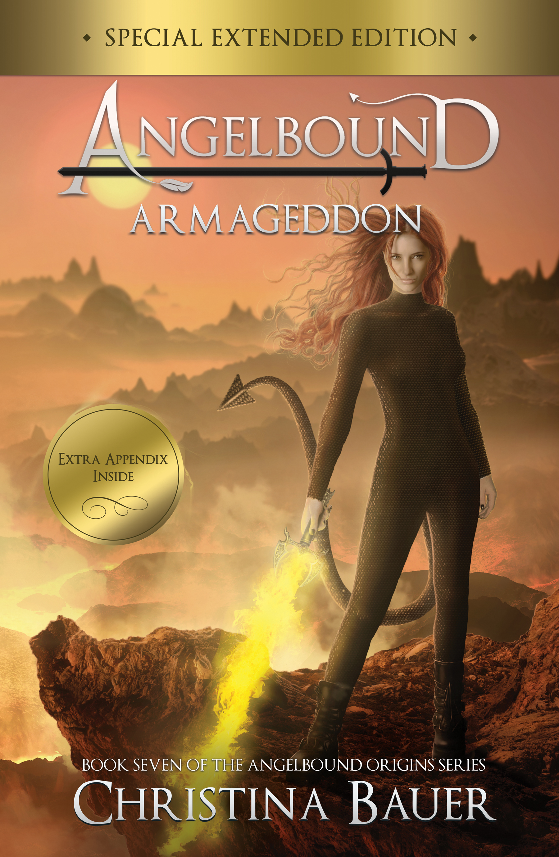 Armageddon (Angelbound Origins 7)