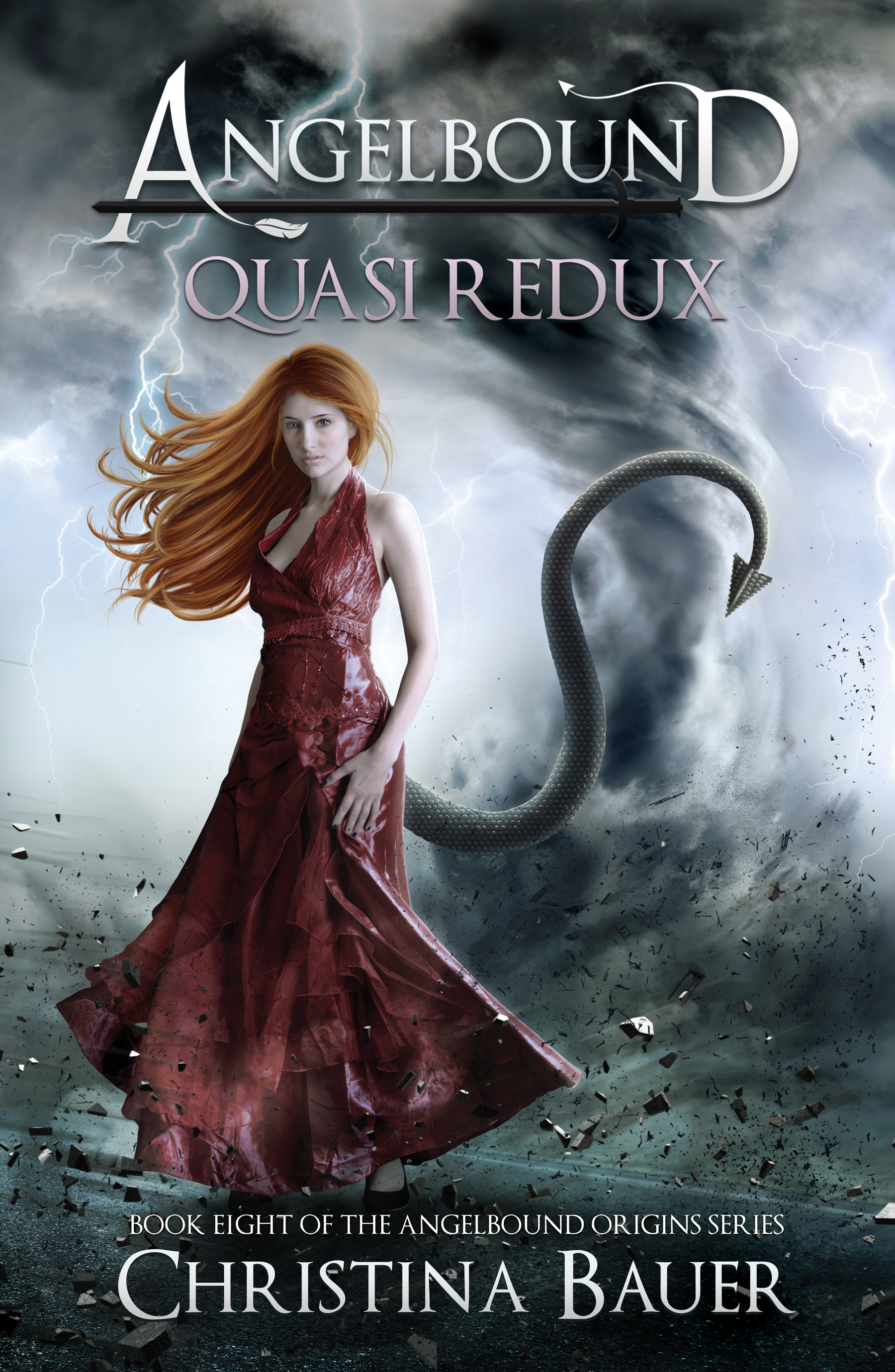 Quasi Redux (Angelbound Origins Book 8)