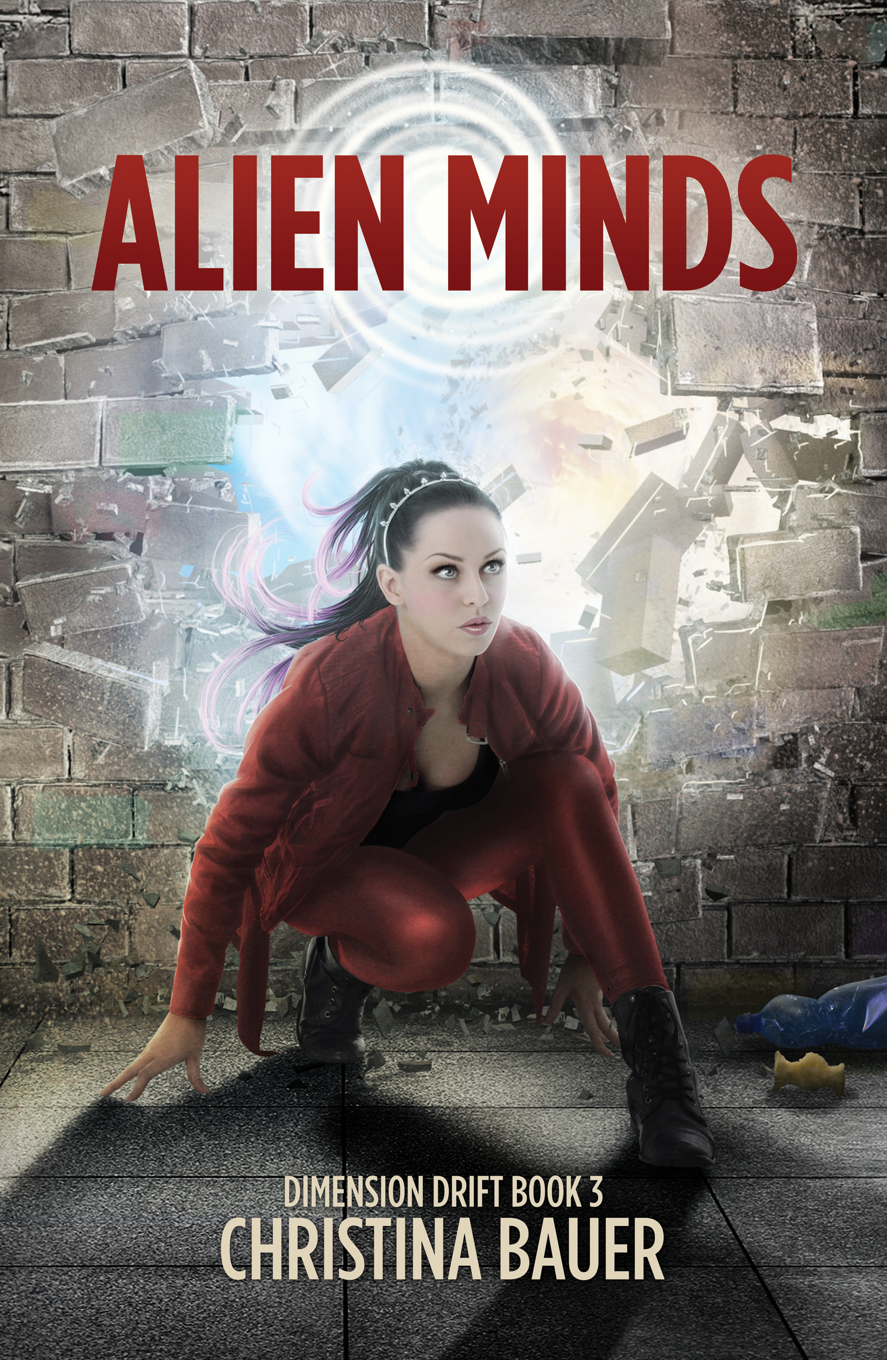Alien Minds (Dimension Drift 3)