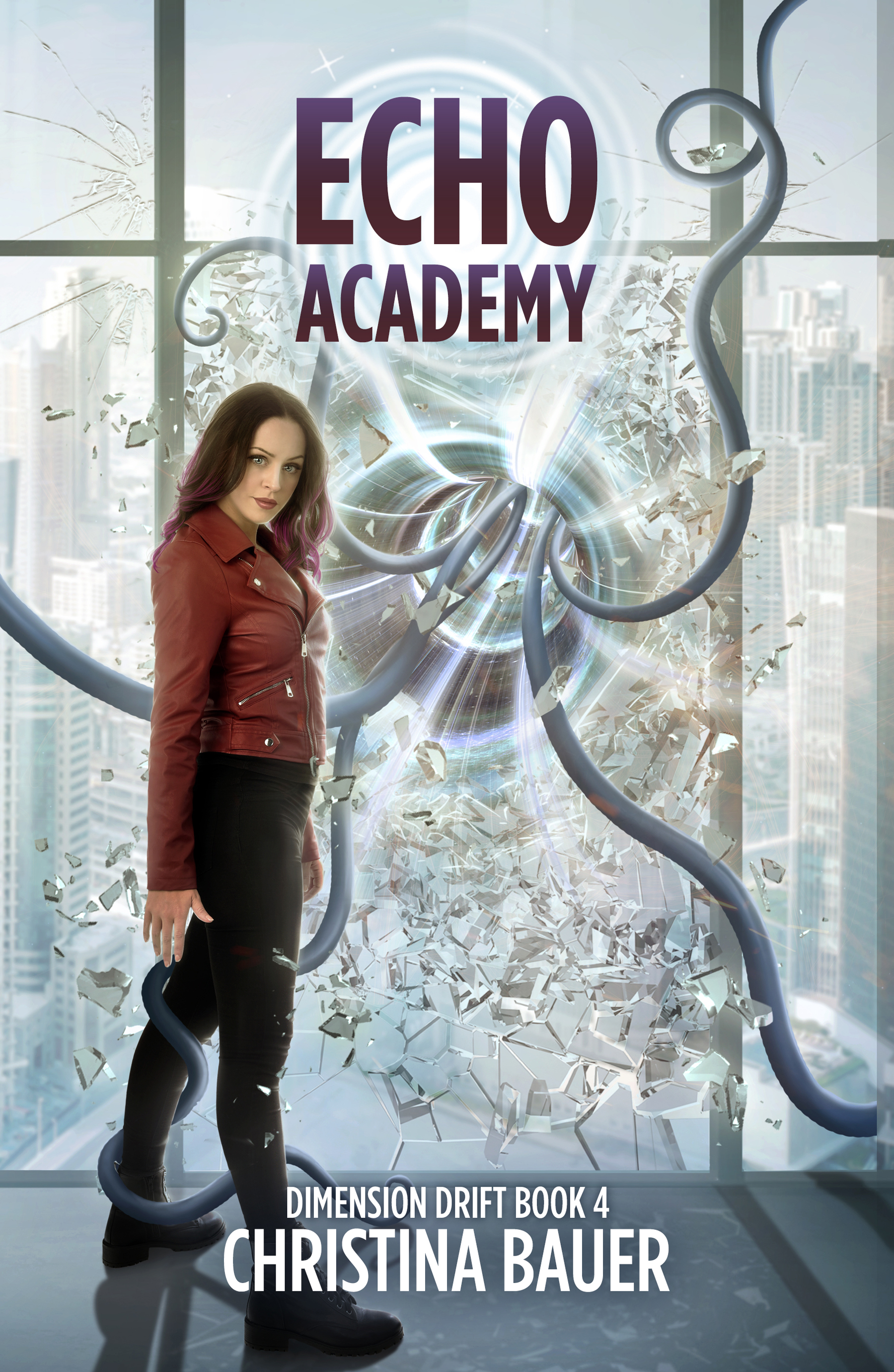 ECHO Academy (Dimension Drift 4)