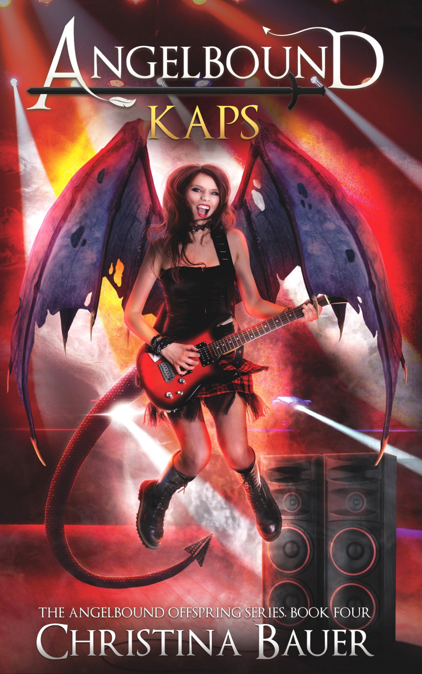Kaps (Angelbound Offspring #4)