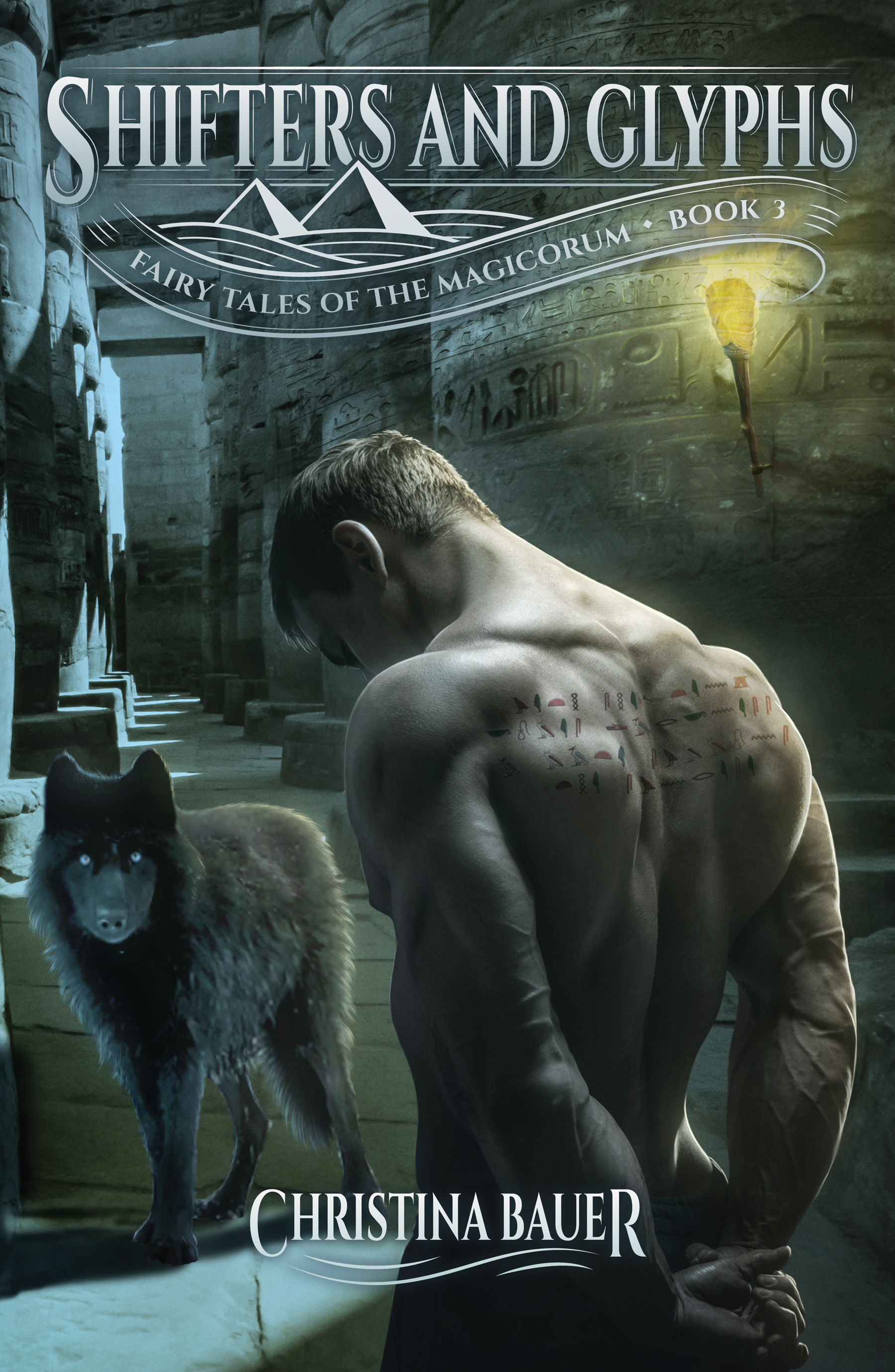 SHIFTERS AND GLYPHS (Book 3)