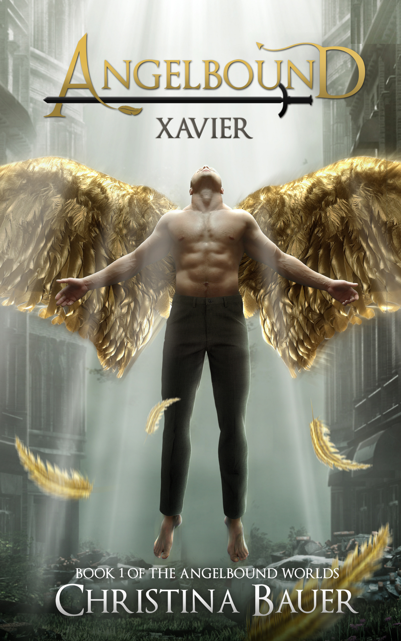 Xavier (Angelbound Worlds #1)