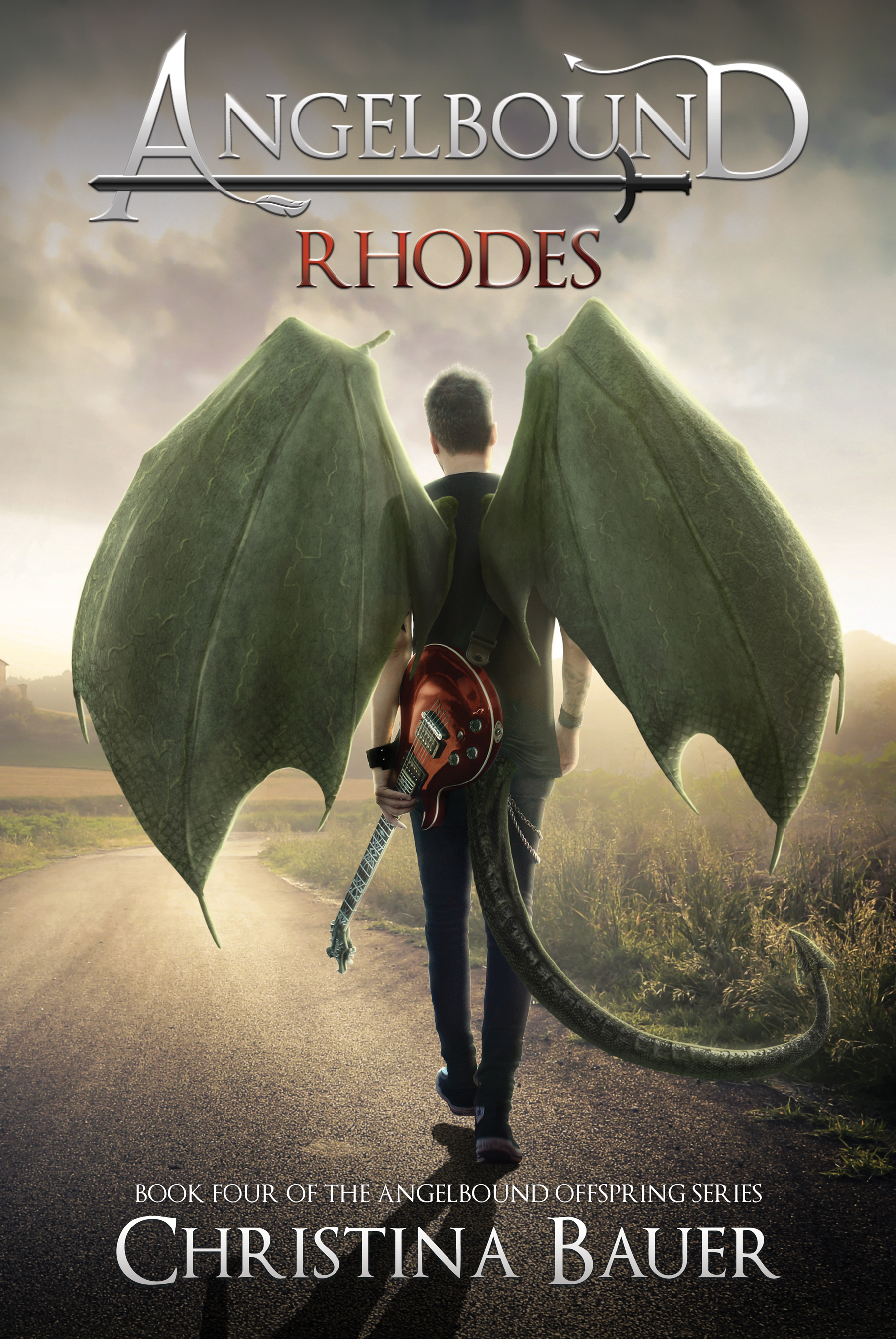 Rhodes (Angelbound Offspring 4)