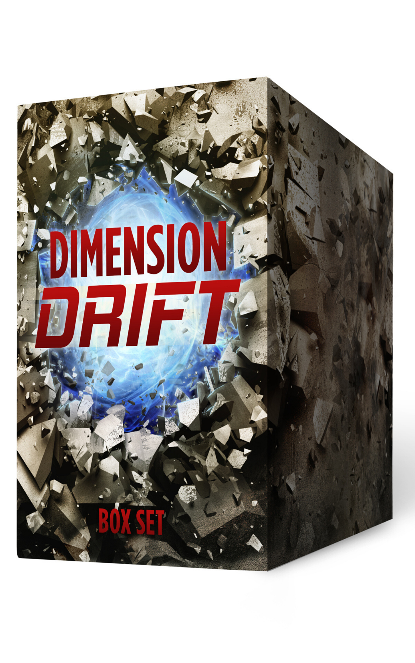 Dimension Drift Box Set (Books 1-3)