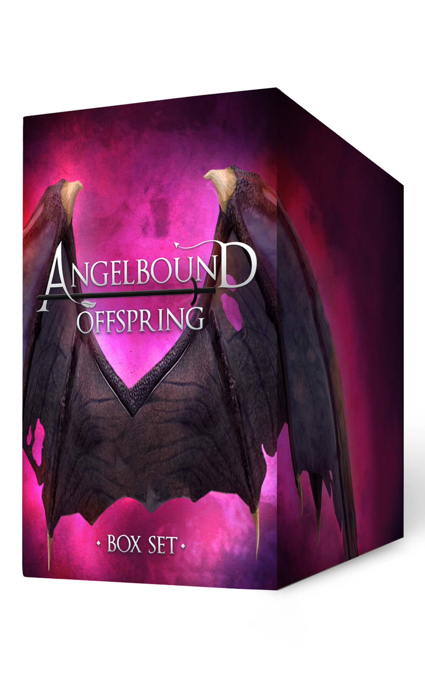Angelbound Offspring Box Set (Books 1-3)