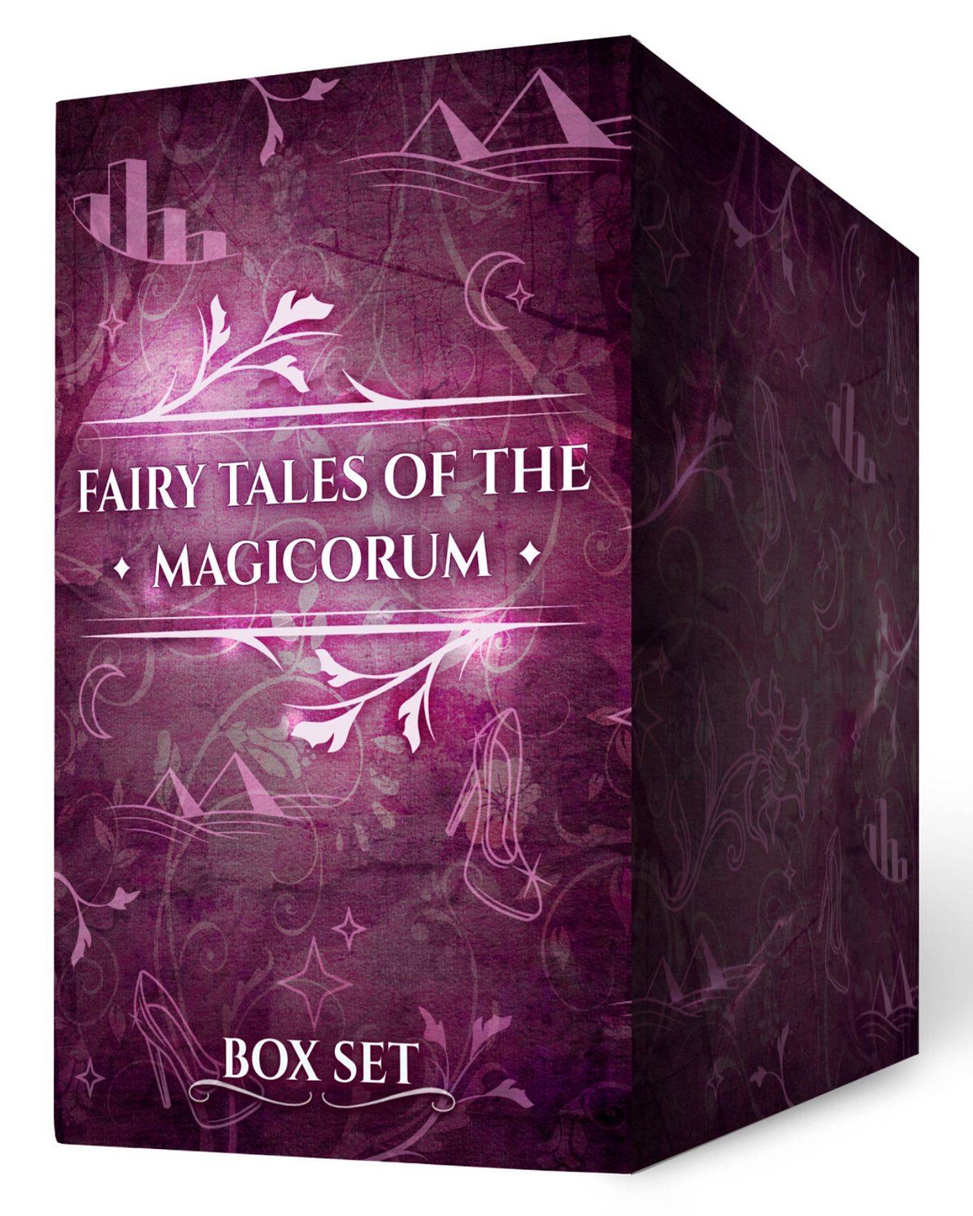 Magicorum Box Set (Books 1-3)