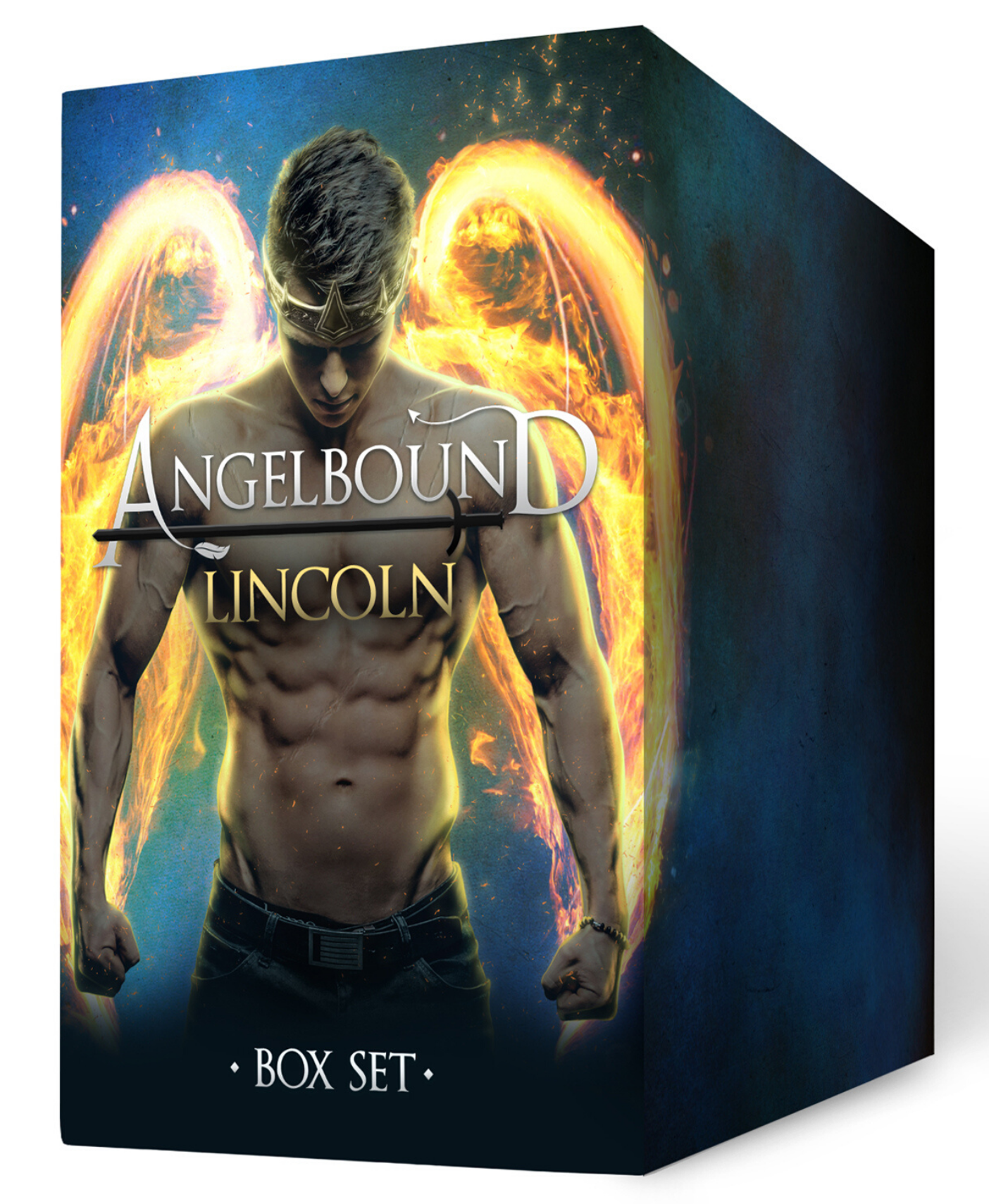 Angelbound Lincoln Box Set Books (1-2)