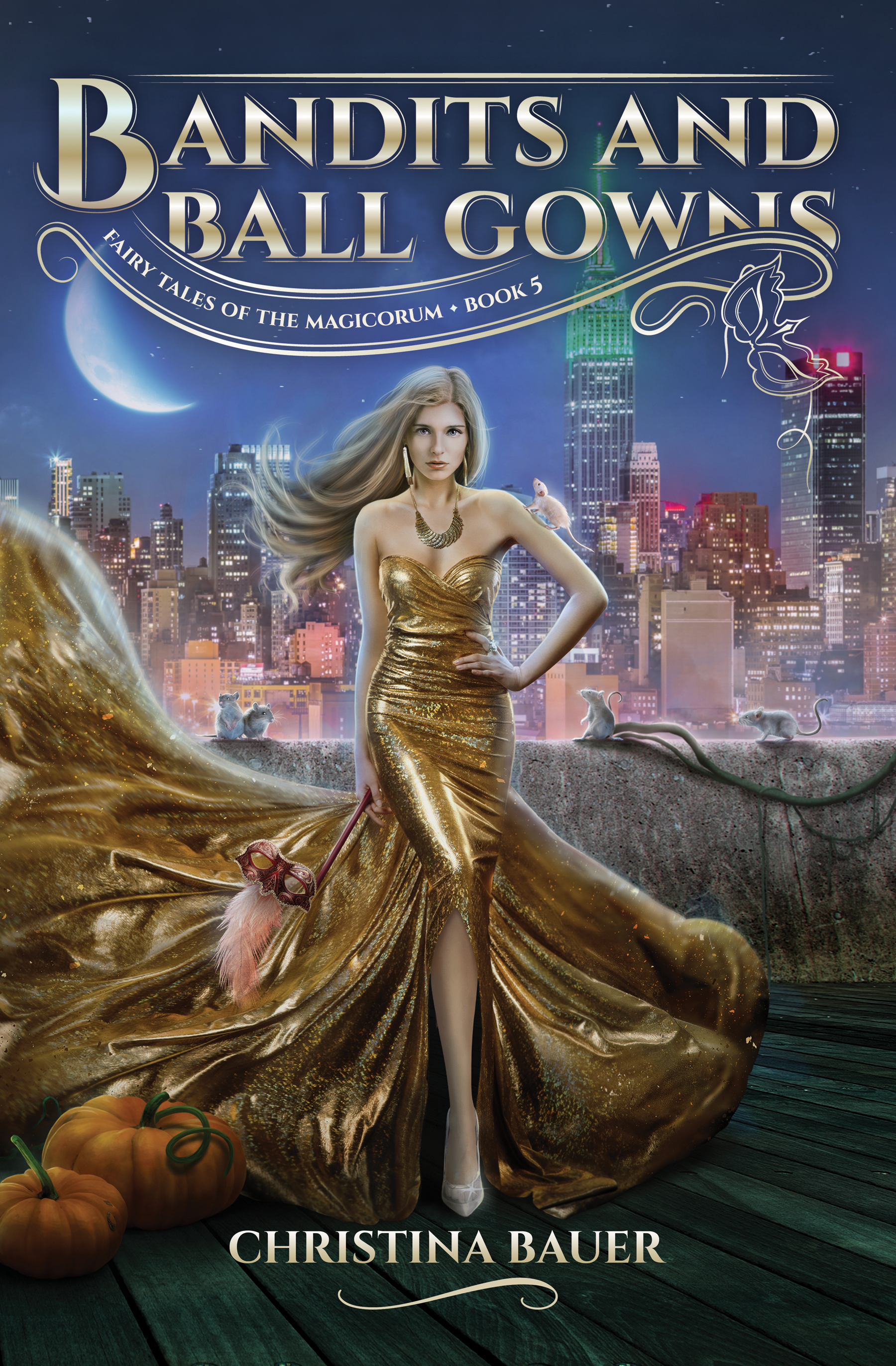 BANDITS AND BALLGOWNS (Book 5)