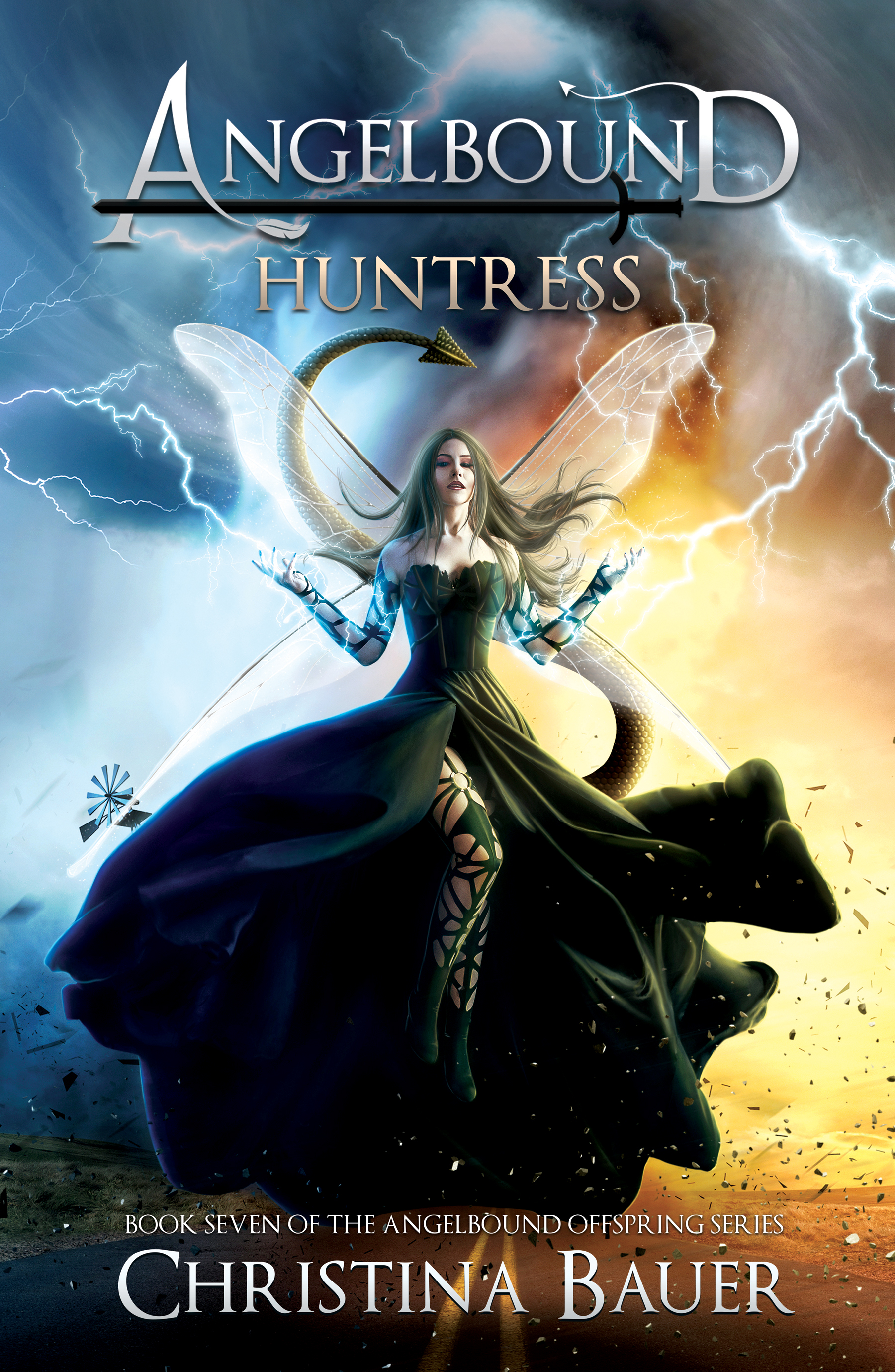 Huntress (Angelbound Offspring #7)