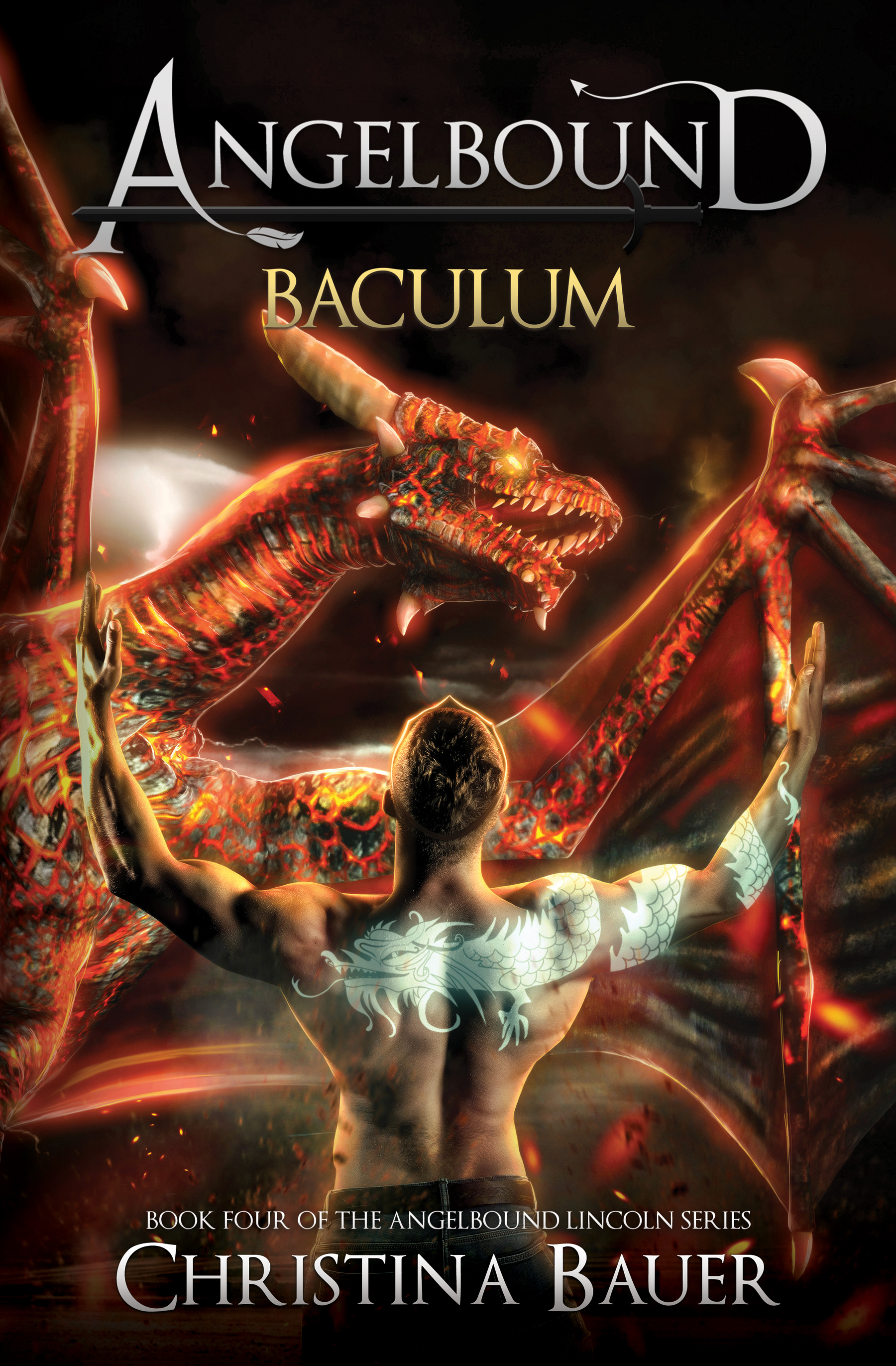 Baculum (Angelbound Lincoln Book 4)