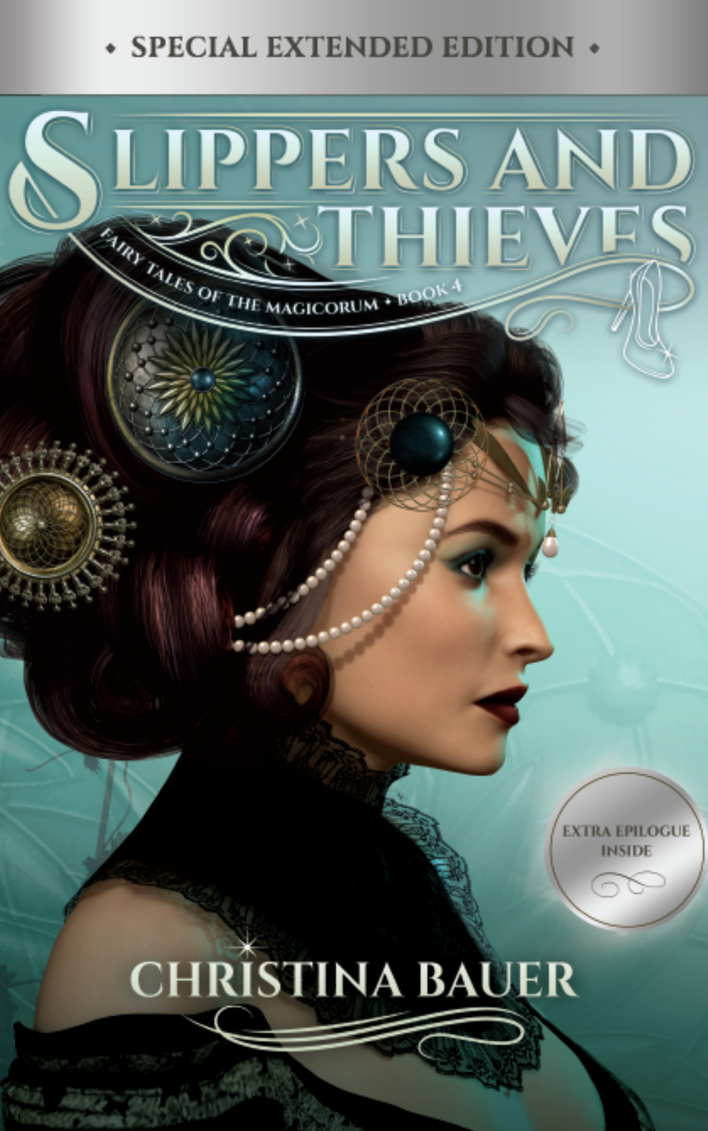 SLIPPERS AND THIEVES (Book 4)