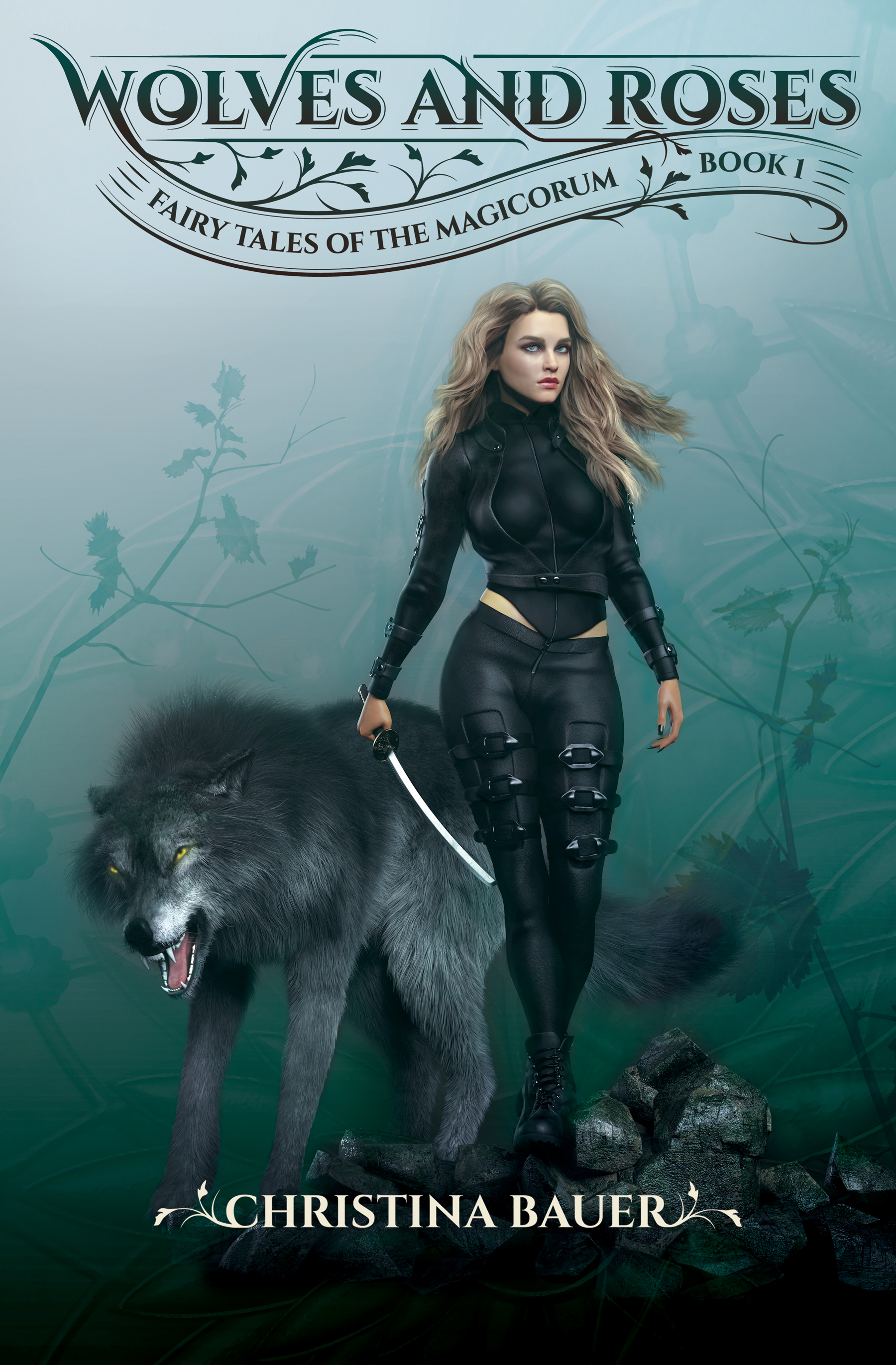 WOLVES AND ROSES (Book 1)