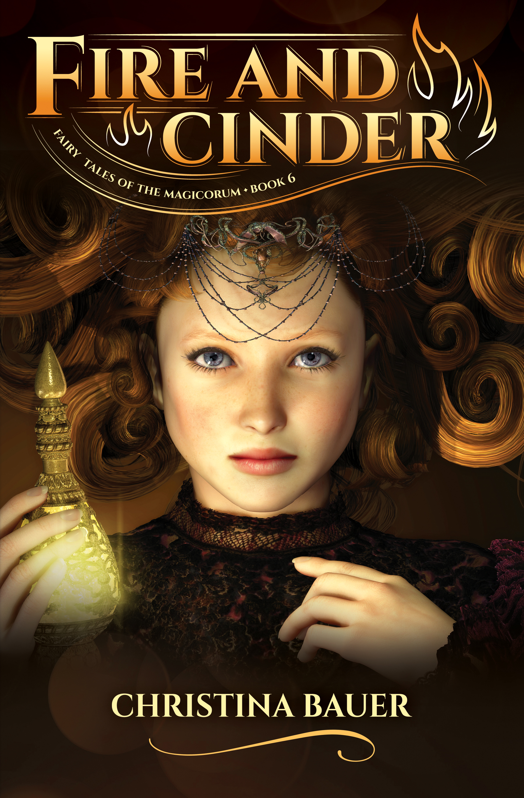 FIRE AND CINDER (Book 6)