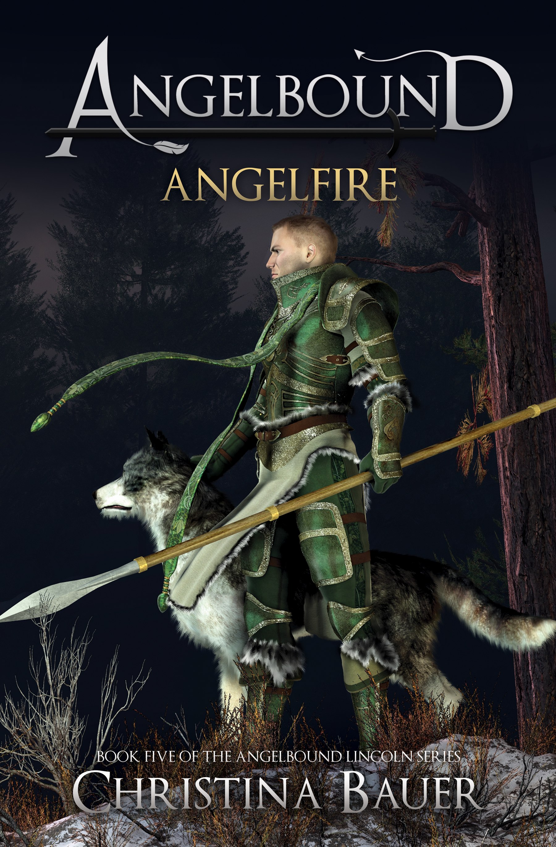 Angelfire (Angelbound Lincoln Book 5)