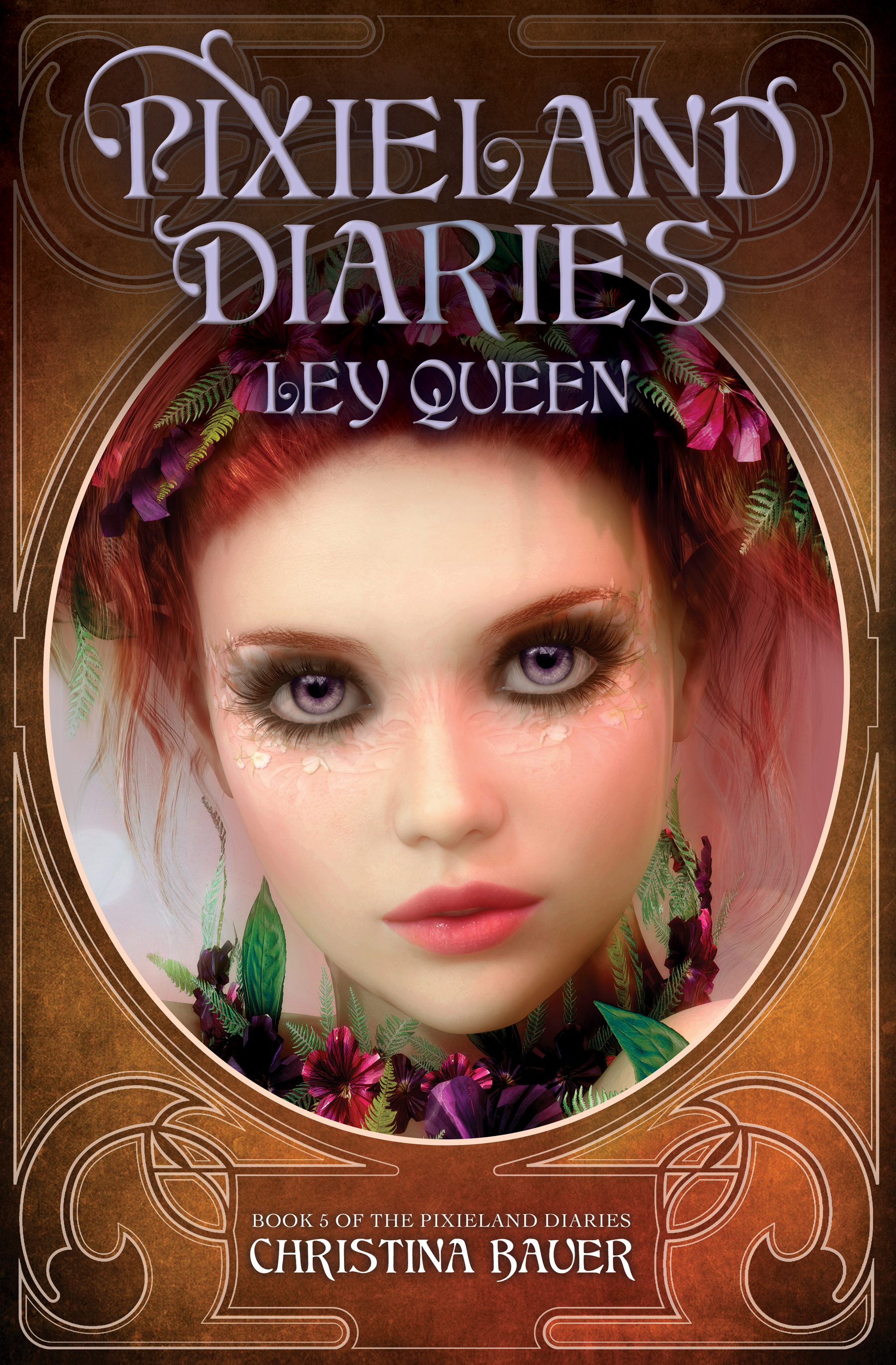 LEY QUEEN (Book 4)