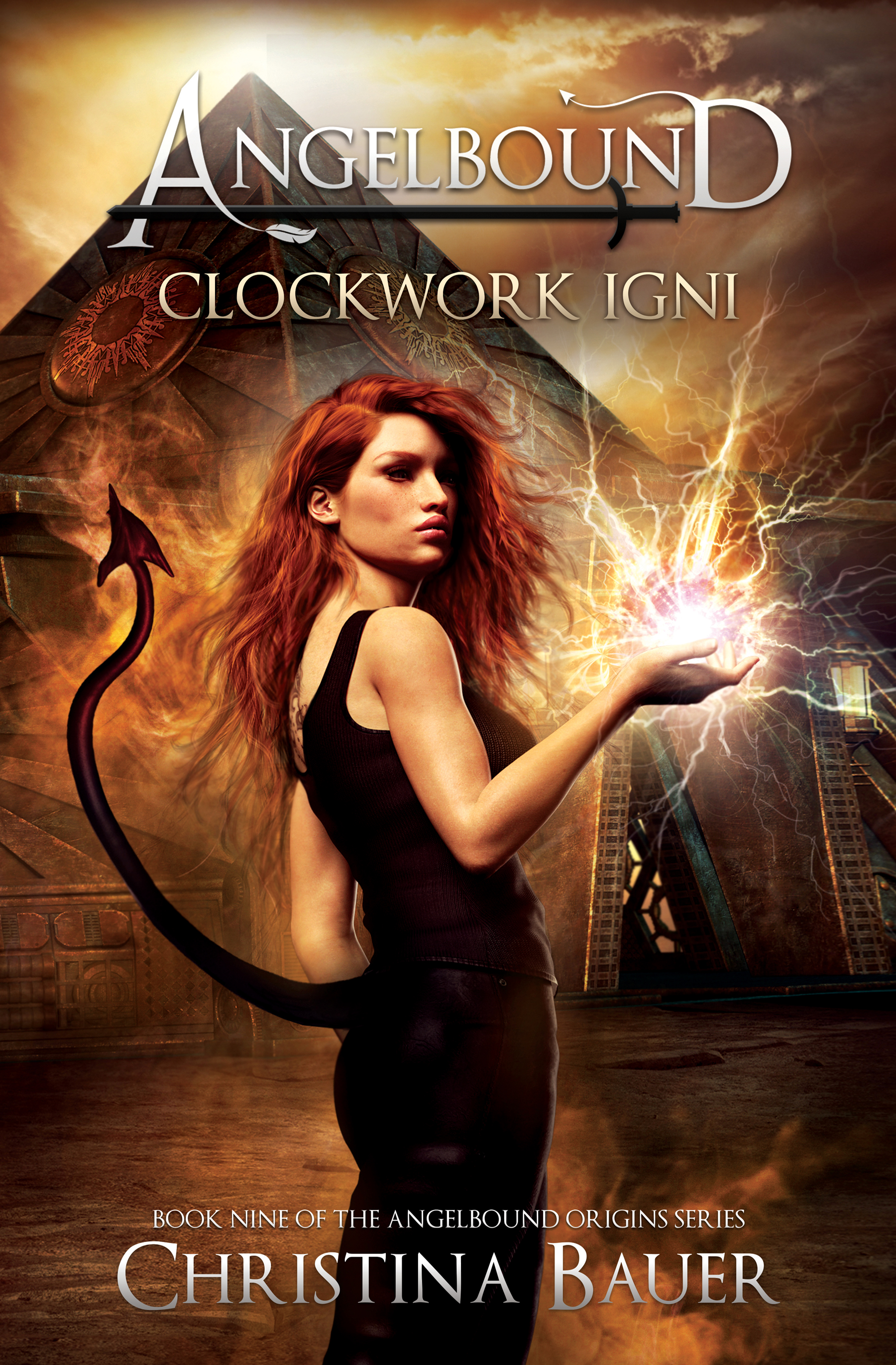Clockwork Igni (Angelbound Origins 9)