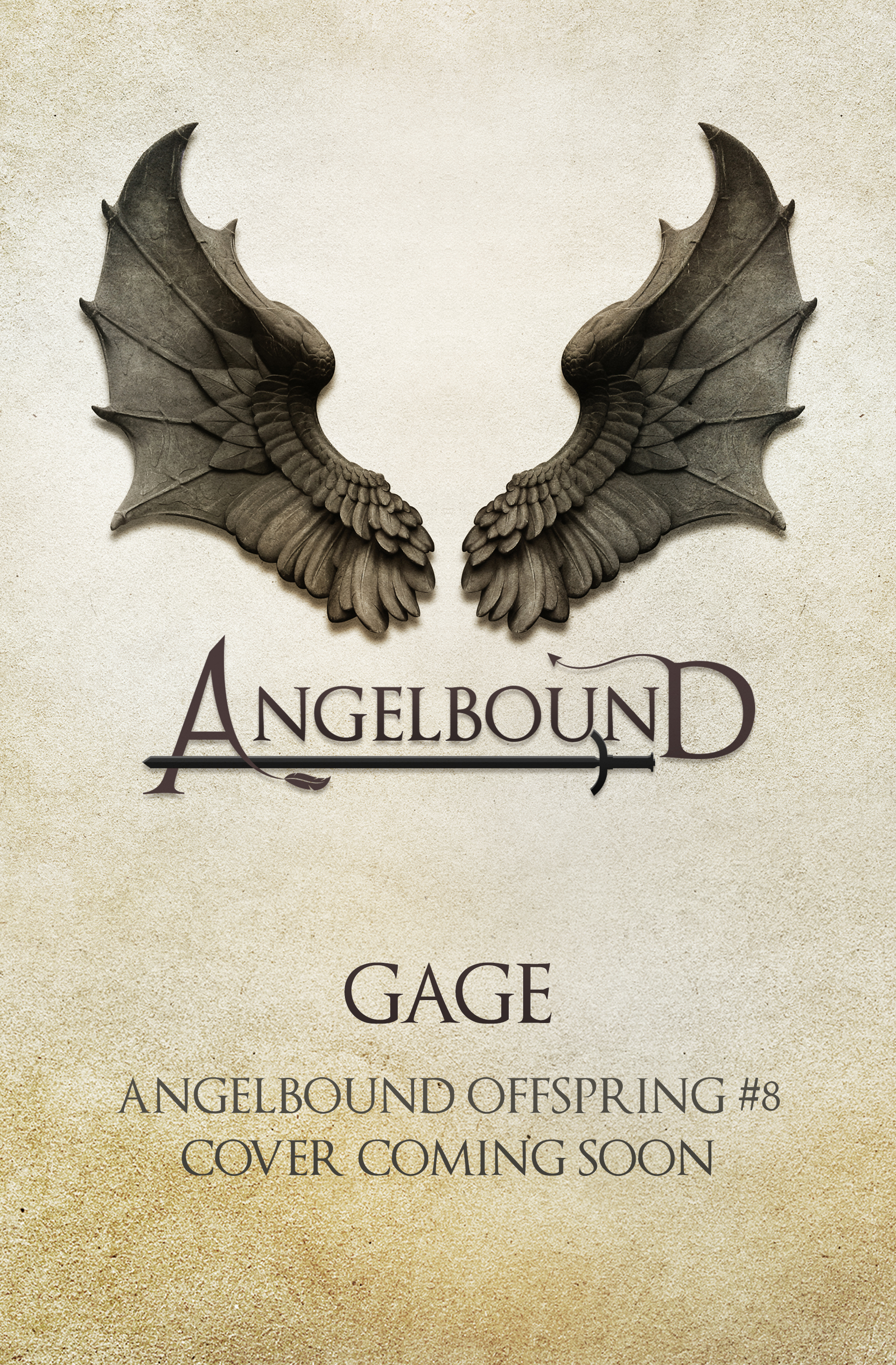 Gage (Angelbound Offspring #8)